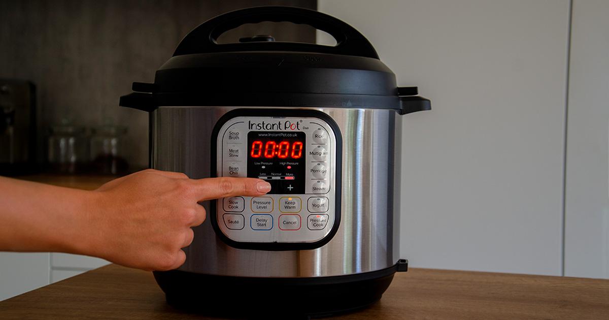 С Instant Pot можете да готвите за НУЛА време