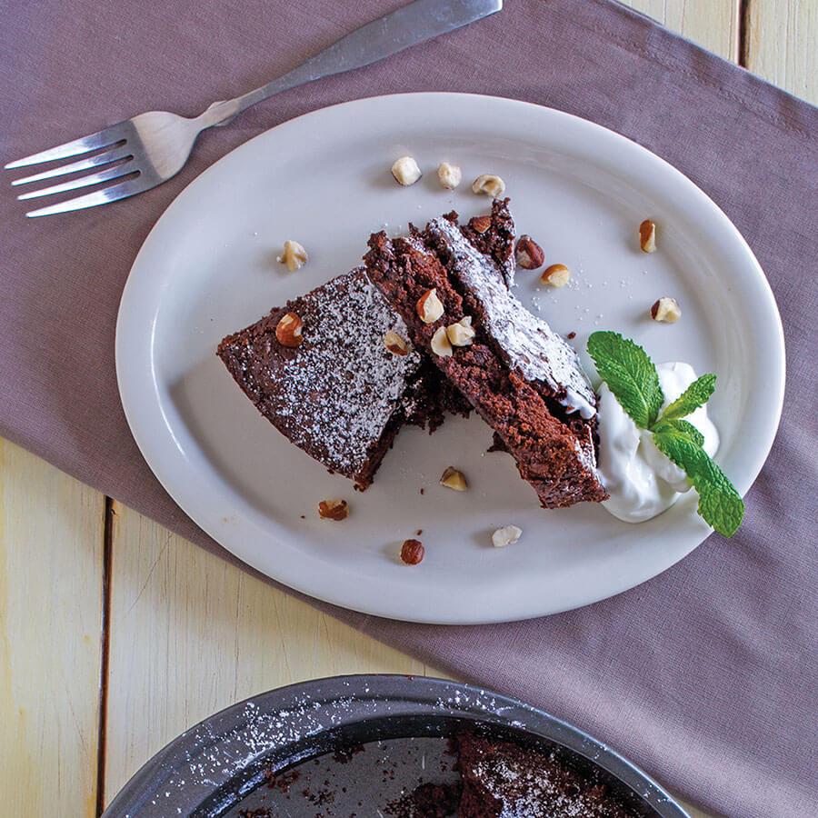 Инстант Пот | Рецепта за Брауни с ядки