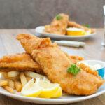 Инстант Вортекс | Рецепта за Панирана риба в картофен чипс със сол и оцет