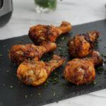 Инстант Вортекс | Рецепта за Пилешки бутчета с подправки в Air Fryer
