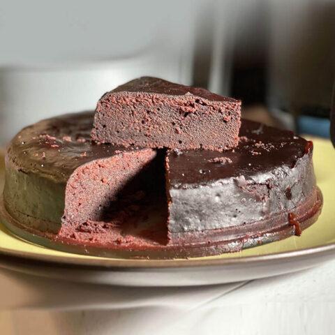 Инстант Вортекс | Рецепта за Веган шоколадов кейк в Air Fryer